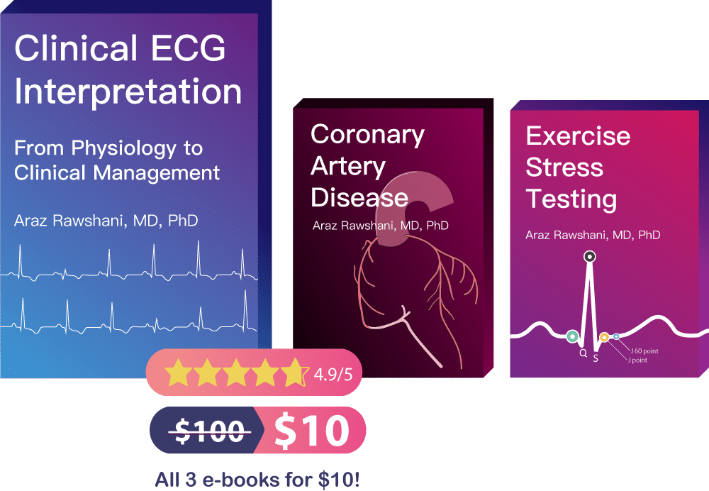 Choosing the best ECG book for clinicians, students and researchers